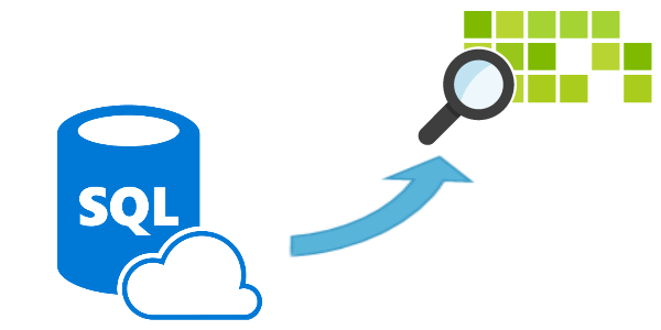 Azure SQL Database to Search Sync